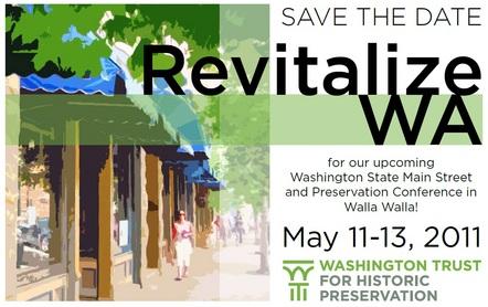 RevitalizeWA Save the Date 2